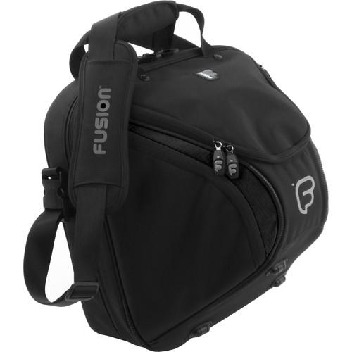 Fusion-Bags Premium French Horn Detachable Gig Bag (Black)