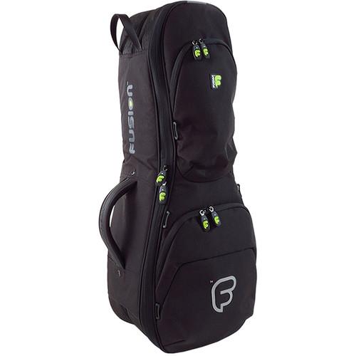 Fusion-Bags Double Baritone/U-Bass Ukulele Gig-Bag