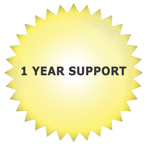 FUSiON-iO Support and Subscription Silver Service - 1 Year (Renewal)