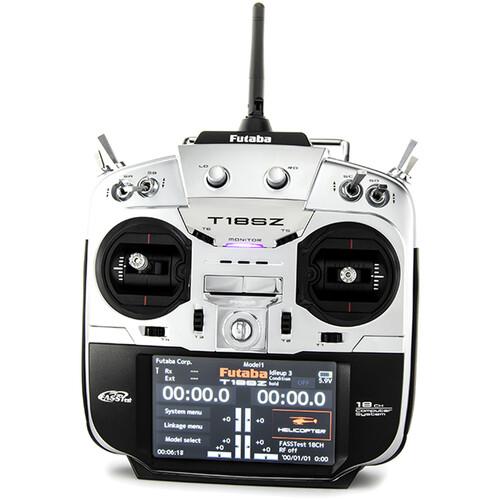 Futaba Heli Transmitter 18SZ with an R7008SB receiver