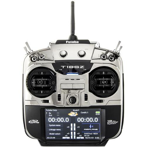 Futaba Air 18SZ 70th Anniversary Transmitter-18-Channel Digital Proportional RC System