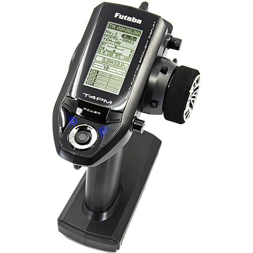 Futaba 4PM TransmitterSuper Response Digital Proportional RC System With R304SB Receiver