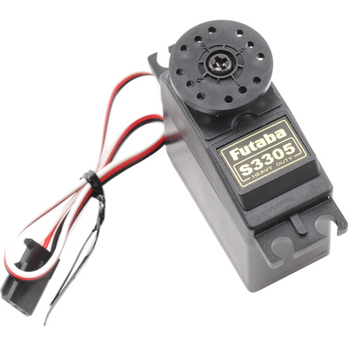 Futaba Standard Analog Airplane Servo For S3305