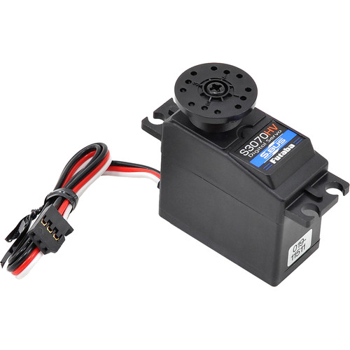 Futaba S3070HVS.Bus High-Voltage Standard Air Servo