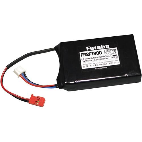 Futaba EBA0144 Receiver Battery 6V 1800mAh