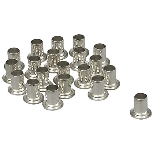 Futaba Servo Eyelets- Nickel Plated Brass