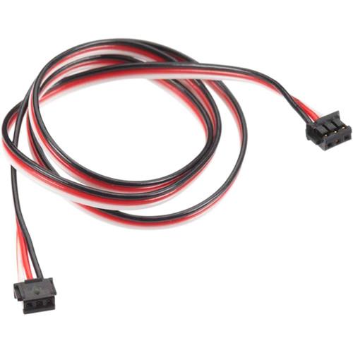 Futaba ZH 400mm SVI Servo Interconnect Lead