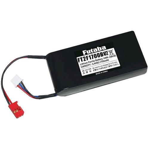 Futaba LiFe Transmitter Battery (6.6V/1700mAh)
