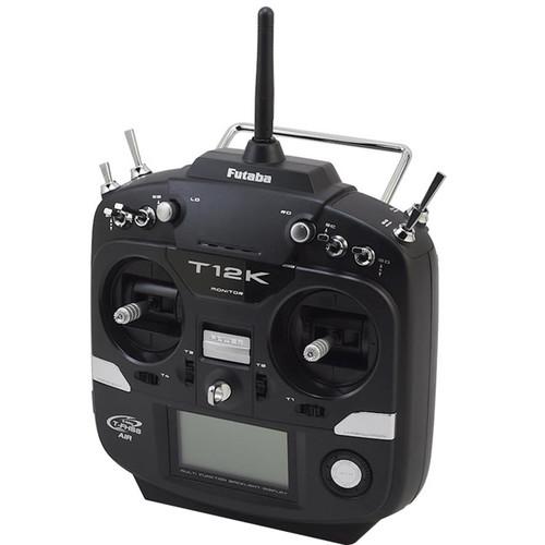 Futaba 12KA 14-Channel Airplane Transmitter System With R3008SB Receiver