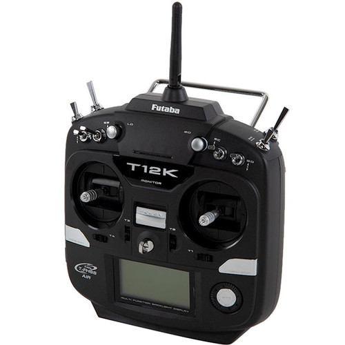 "Futaba 12KH 2.4GHz T-Fhss ""Helicopter"" Radio System"
