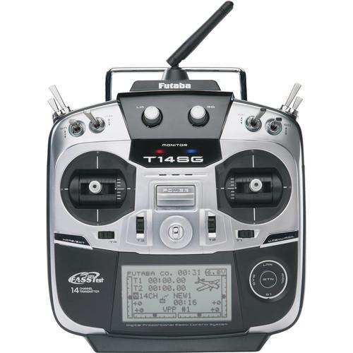 Futaba 14SGH 14-Channel 2.4 GHz Computer Radio System