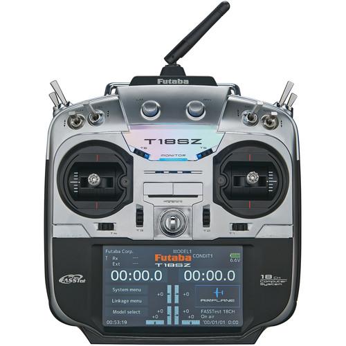 Futaba 18SZH 18-Channel 2.4 GHz Computer Radio System