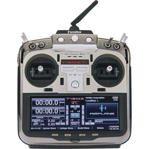 Futaba 18MZH W/C R7008Sb RX Remote