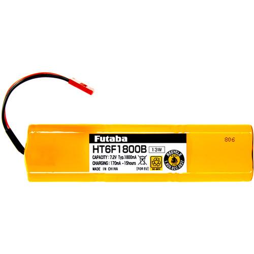 Futaba 1800mAh NiMH 6-Cell Transmitter Battery (7.2V)
