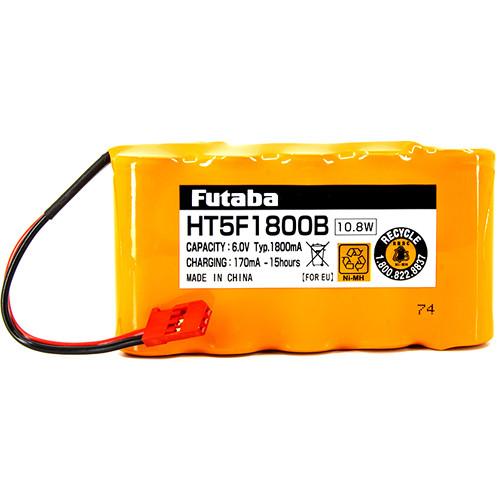 Futaba 1800mAh NiMH 5-Cell Transmitter Battery (6V)