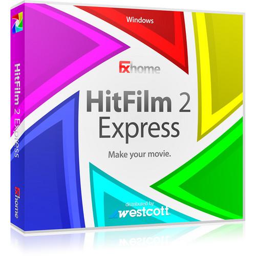 FXHOME HitFilm 2 Express (Download)