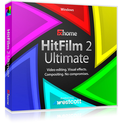 FXHOME HitFilm 2 Ultimate (Download Only)