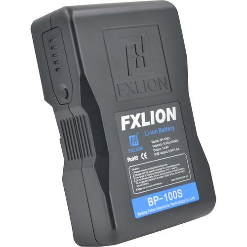 Fxlion Cool Black Series BP-100S 14.8V Lithium-Ion V-Mount Battery (98Wh)