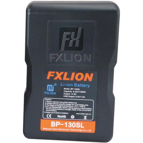 Fxlion Cool Blue Series BP-130SL 14.8V Lithium-Ion V-Mount Battery (130Wh)