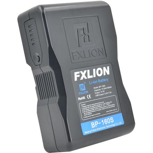 Fxlion Cool Black Series BP-160S 14.8V Lithium-Ion V-Mount Battery (160Wh)