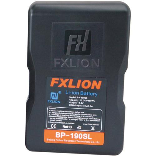 Fxlion Cool Blue Series BP-190SL 14.8V Lithium-Ion V-Mount Battery (190Wh)