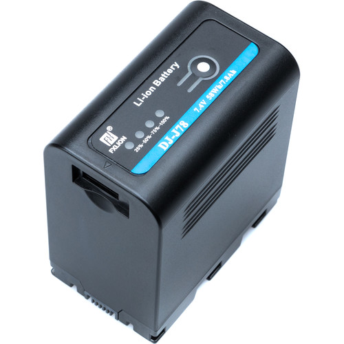 Fxlion 58Wh 7.4V Battery with JVC SSL-JVC70 Mount