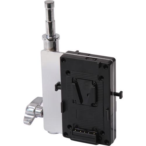 Fxlion Dual V-Mount Battery Plate Adapter for LED Lights