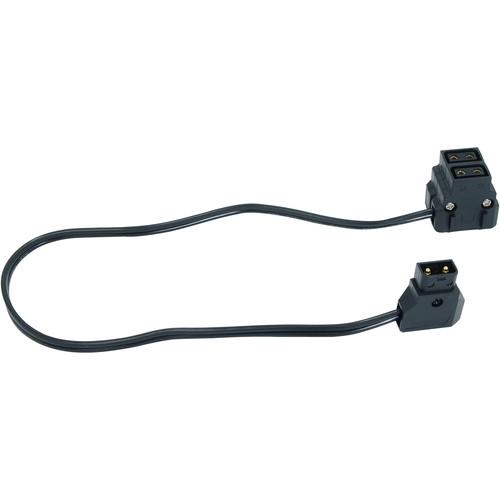 """Fxlion Dual D-Tap Output Cable (17.7"""")"""