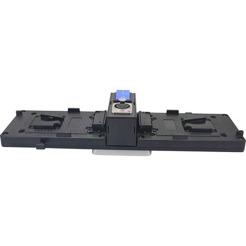 Fxlion Battery Converter Plate for ARRI Skypanel S30, S60, S120 (Dual V-Mount)
