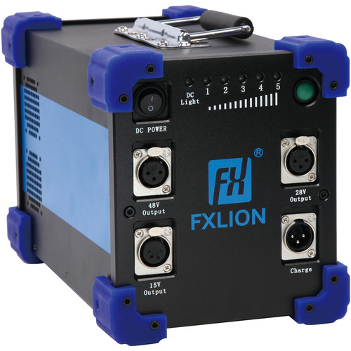 Fxlion 620Wh 15/28/48V Lithium-Ion Mega Battery