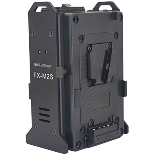 Fxlion Mini 2-CH V-Mount Battery Charger