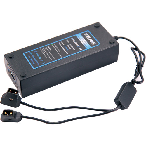 Fxlion Dual-Channel Fast Charger with D-Tap Cable
