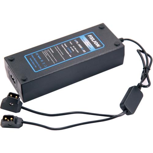 Fxlion PL-3680Q-D2 Dual-Channel D-tap Cable Fast Charger