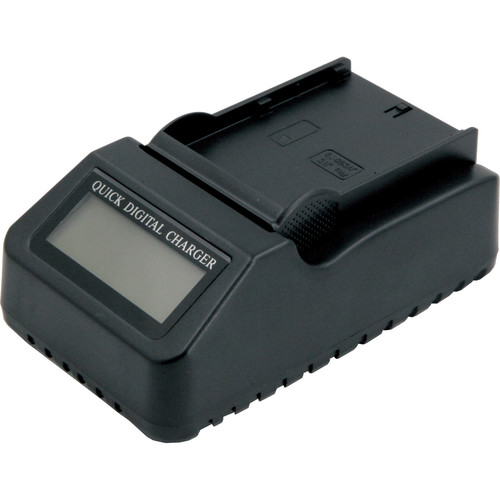 Fxlion Portable Mono-Channel DV Li-ion Battery Charger for Sony NP-F970 & Fxlion DF-248
