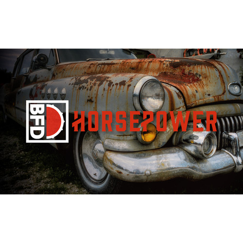 FXpansion BFD Horsepower Expansion Pack for BFD3 (Download)