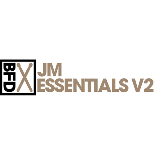 FXpansion JM Essentials, Volume 2 - Groove Pack for BFD3, BFD2, and BFD Eco (Download)