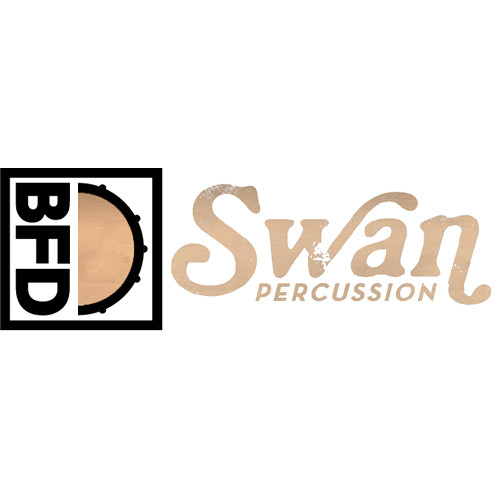 FXpansion Swan Percussion - Expansion Pack for BFD3, BFD2, and BFD Eco (Download)