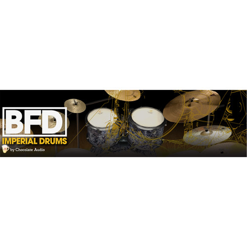 FXpansion BFD Imperial - Expansion Pack for BFD3, BFD Eco, BFD2 (Download)