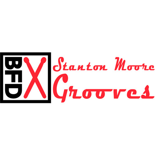 FXpansion Stanton Moore Grooves - Groove Pack for BFD3, BFD2, and BFD Eco (Download)