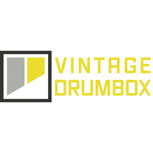 FXpansion Geist Expander: Vintage DrumBox - Sample Library (Download)