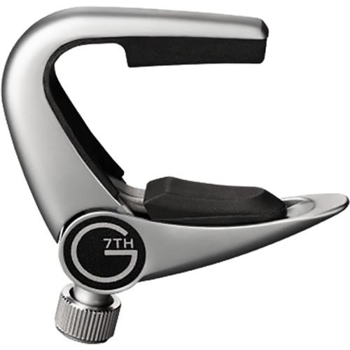 G7th Newport Partial Capo #3  (Silver)