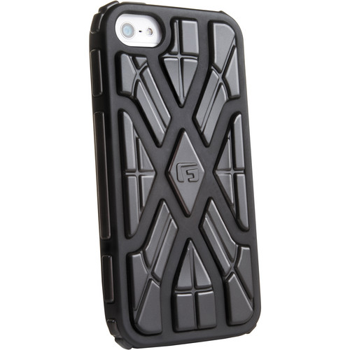 G-Form XTREME iPhone 5 Case (Black/Black)