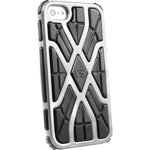 G-Form XTREME iPhone 5 Case (Silver/Black)