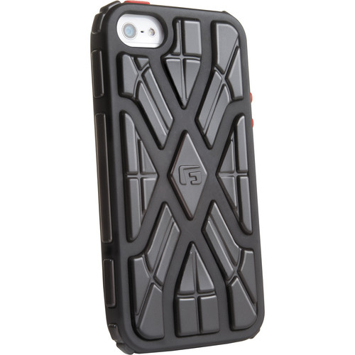 G-Form XTREME iPhone 5 Case (Black/Red)