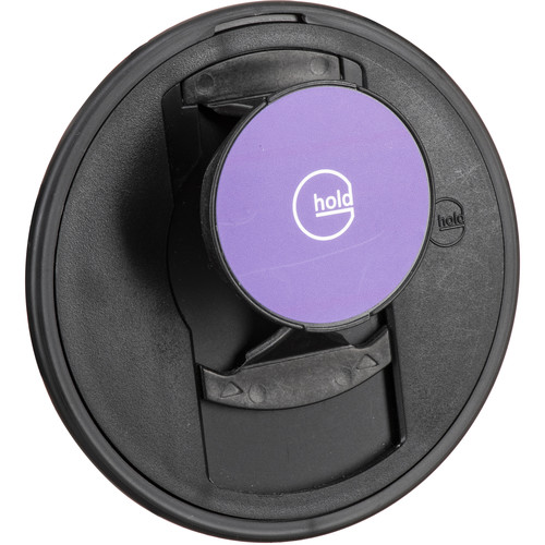 G-Hold Universal Tablet Holder with VELCRO Brand Base (Purple)