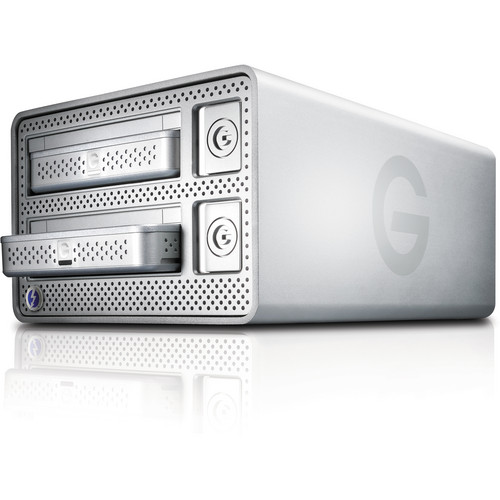 G-Technology 2TB G-DRIVE ev Portable USB 3.0 HDD