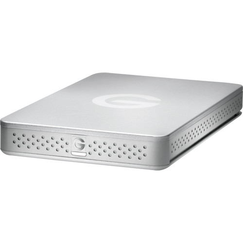 G-Technology 500GB G-DRIVE ev Portable USB 3.1 Gen 1 HDD