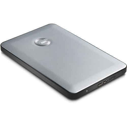 G-Technology 500GB G-DRIVE slim 7200 rpm Portable USB 3.0 Drive