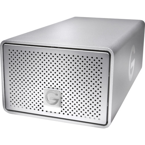 G-Technology 8TB G-RAID Storage System with Removable Drives