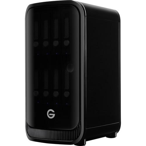 G-Technology G-Speed Studio XL 24TB 8-Bay Thunderbolt 2 RAID Array (8 x 3TB)